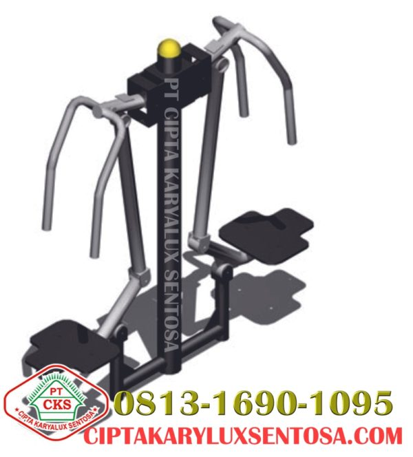 Chest Press Two Seats, alat fitnes outdoor murah, alat fitness outdoor, jual alat fitness outdoor, harga alat fitness outdoor, distributor alat fitness
