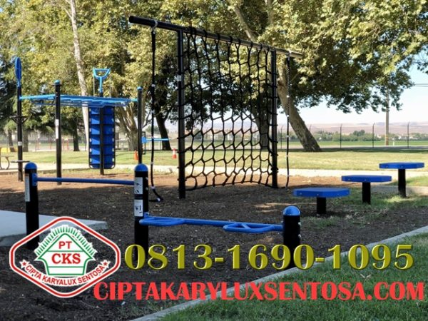 alat fitness outdoor surabaya, jual alat fitness outdoor