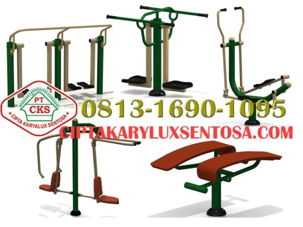 alat fitness outdoor surabaya, jual alat fitness outdoor, alat fitness taman